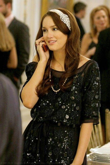My style icon. GG Blair Waldorf.