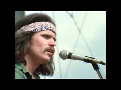 Country Joe McDonald - Flyin' High All Over The World (Live @ Woodstock 1969)
