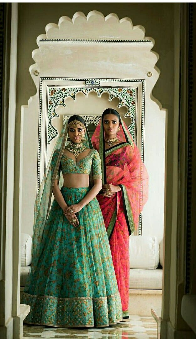 Sabyasachi Spring 2017 The Udaipur collection