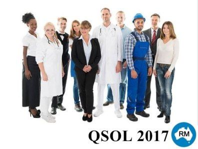 The Queensland Skilled Occupation Lists (QSOL) reflects the current 2017 (in effect July 1st, 2017) labour demand for positions available throughout Queensland. This list applies to the following visas:  Skilled Nominated visa (subclass 190) Skilled Regional (Provisional) visa (subclass 489).  This list applies to interestate and overseas applicants.