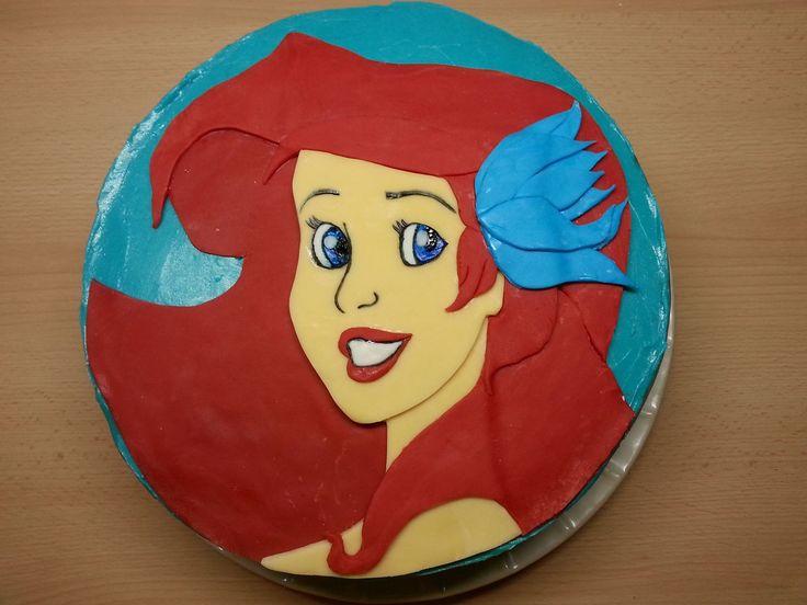 ARIEL CAKE BY PAU