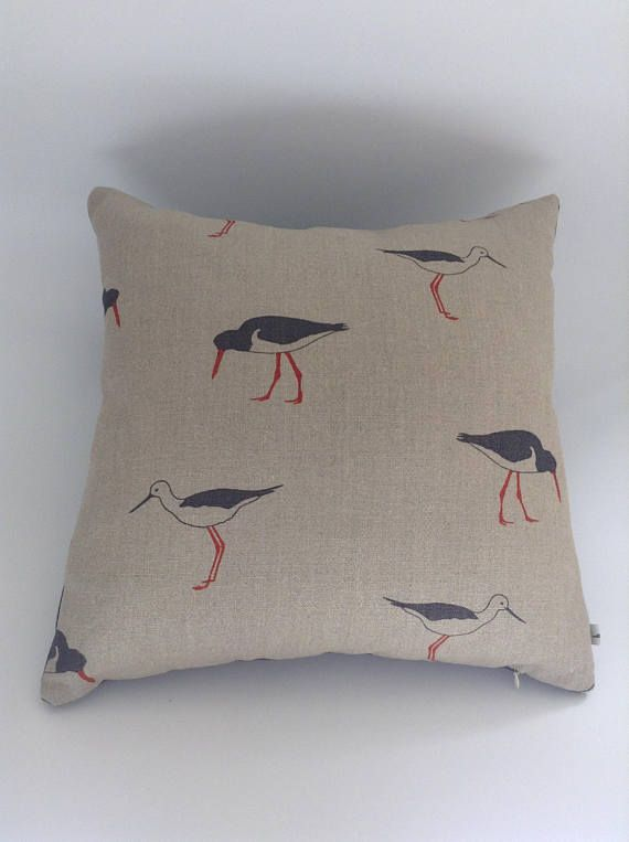 Two Ugly Sisters   Large Handmade Decorative Oyster Catcher
