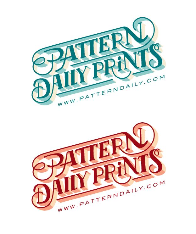 Pattern Daily Prints Logo
