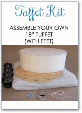 TuffetSource.com has everything you need to create a tuffet