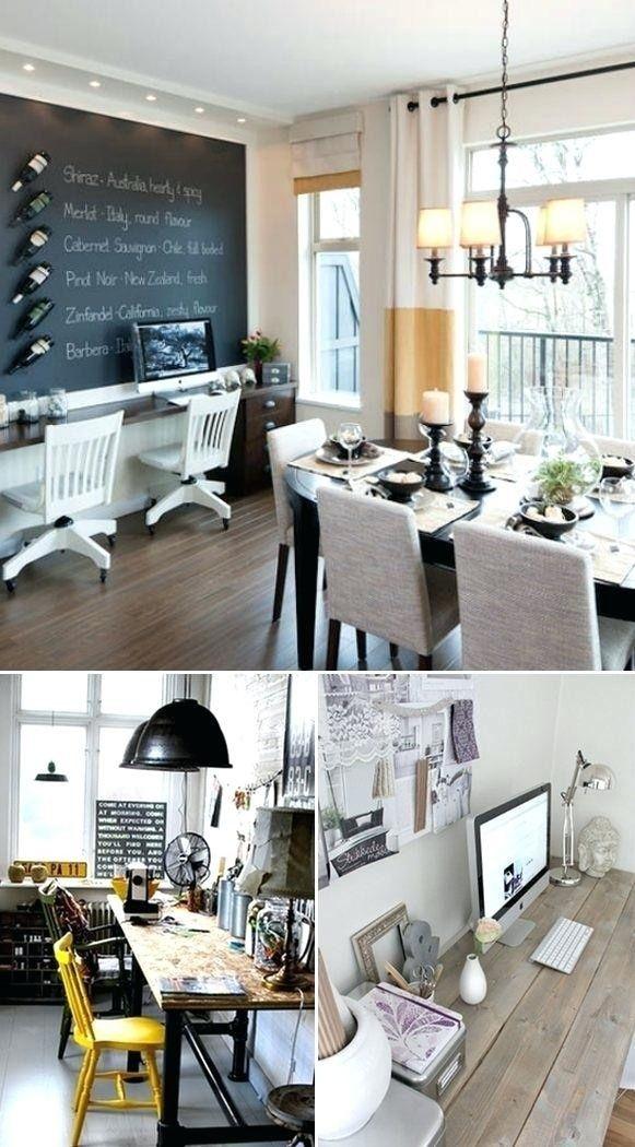 Delightful Living Room Office Ideas Http Lahuhome Com Delightful Living Room Offi Living Room Dining Room Combo Desk In Living Room Living Room Office Combo
