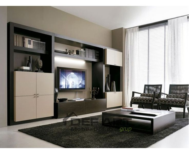 Mobilier Living Corano III | RON0.00 | #Mobila | Mobila Living | Pinterest  | Tv Walls, Living Rooms And Walls Part 76