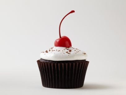 Get this all-star, easy-to-follow Black Forest Cupcakes recipe from Sunny Anderson