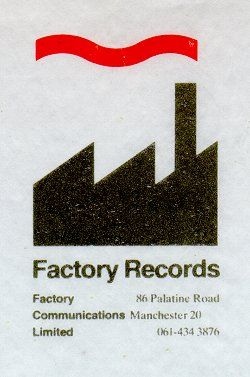 Factory Records: Peter Saville