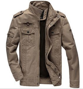 Army Military Outdoors High quality Stand collar Climbing Jacket M-6XL