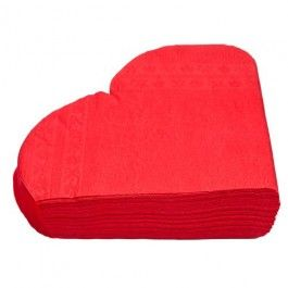 These valentine's 30 pack napkins are perfect if you are looking to create a dine in for two experience. 33cm x 33cm