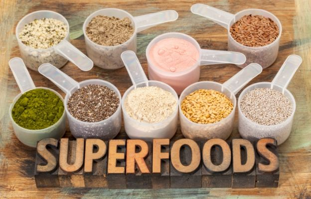 Super foods for 2015 year