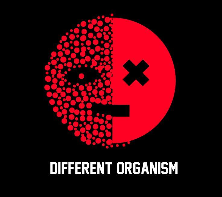 Different Organism