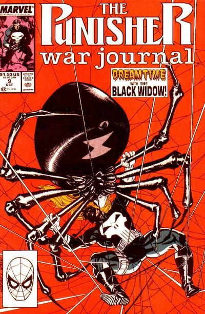 11 best images about PUNISHER WAR JOURNAL COVERS on ...
