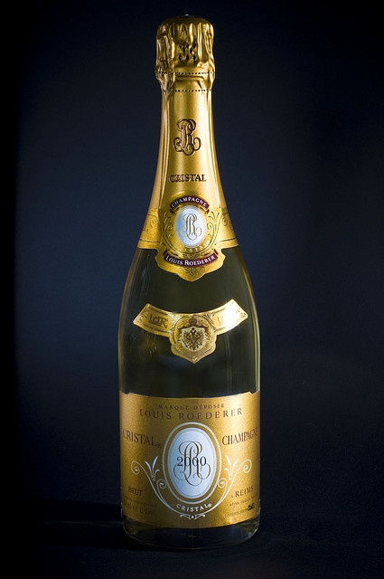 We opened this to celebrate Joshua's arrival ........ exquisite !