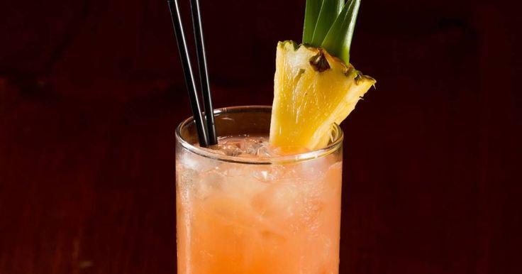 La recette de l'Agrum' et Punch, le cocktail des îles version easy
