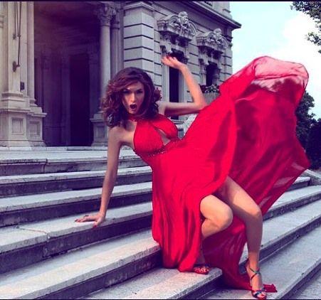 Cori Amenta (Desing e Stylist) #wearing Pastore Couture #collection2015 shoe Coriamenta photo@cristianoossoli Make up @it_lillylove Hair @luigididio #pastorecouture #collezione2015 #red #party #glamour #fashion #shoes #coriamenta #pastorepress #etabetapr #etabetaprendorsement @coriamenta @pastorecouture @etabetapr www.pastore.it