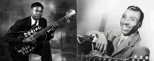 Albert King - T - Bone Walker