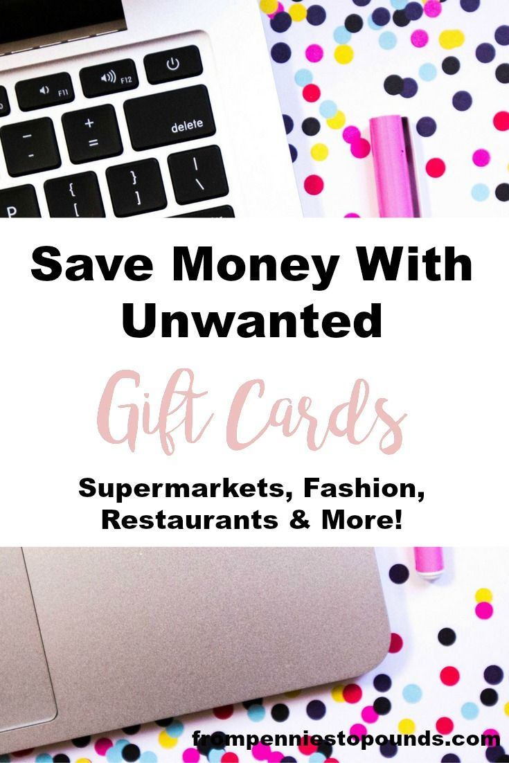 Save money - fab tips and ideas for saving money with buying unwanted gift cards from Zeek. I have saved on gift cards for presents, and bought loads for my grocery shopping! http://www.frompenniestopounds.com/zeek-gift-cards-save-money/