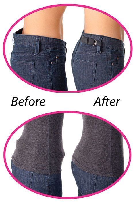 Fab Find: Have you ever found that perfect pair of jeans that fits just right… except for that dreadful gap in the back waist? We have, but we still buy them because we have the Hollywood Hip Hugger™ Elastic Belt. So buy that pair of jeans and follow this link to banish the gap