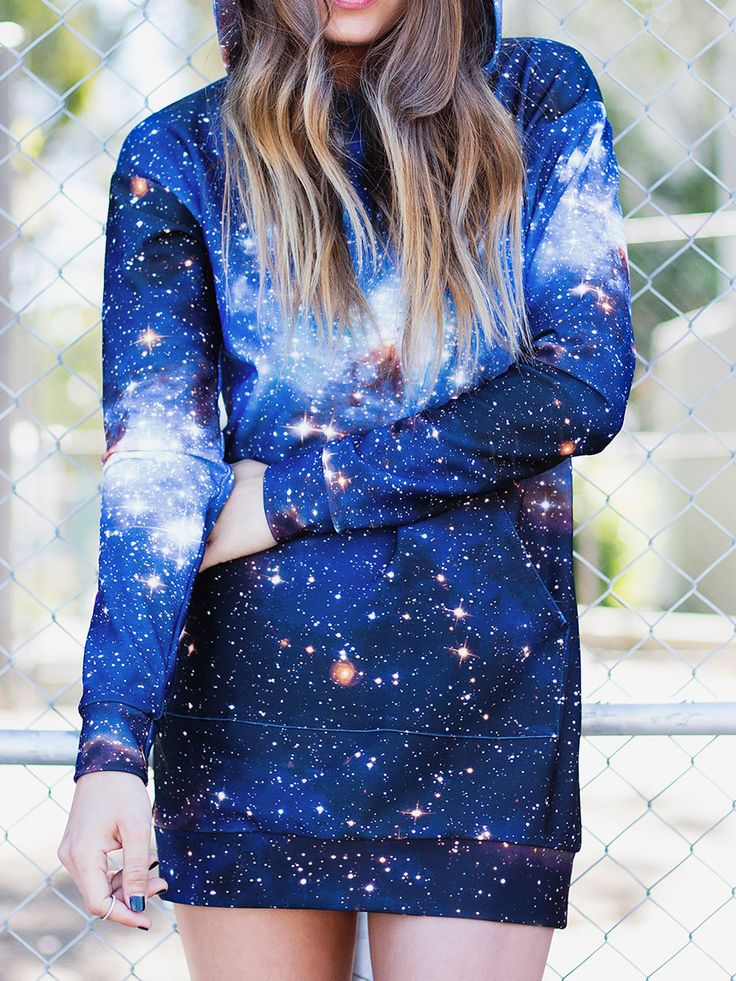 Galaxy Blue Slouchy - (WW CAPPED PRESALE  LIMITED $150AUD / US LIMITED $120USD) by Black Milk Clothing