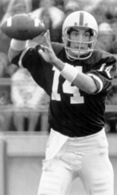 PENN STATE –  Todd Blackledge Quarterback - Led the Penn State Nittany Lions to a national championship in 1982.