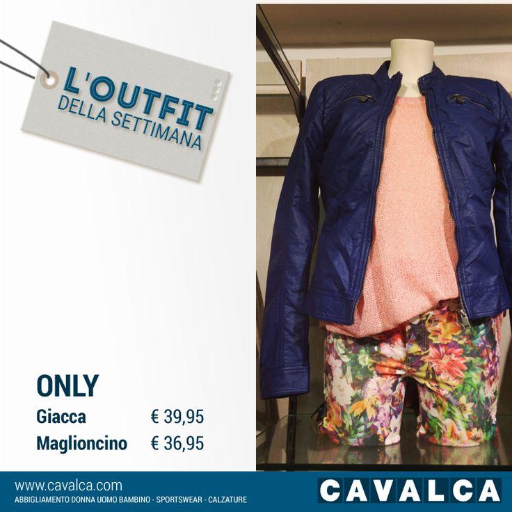 Per la #festadelladonna regala lo stile #Only. Vieni da #Cavalca ad #Arcisate!
