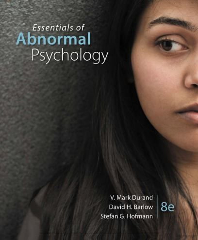 Abnormal Psychology Barlow Pdf
