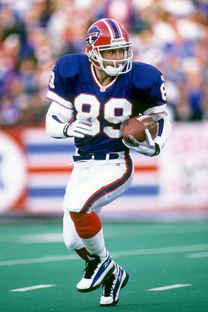 a3e15484 Steve Tasker | Buffalo bills | Buffalo bills football, Bills ...