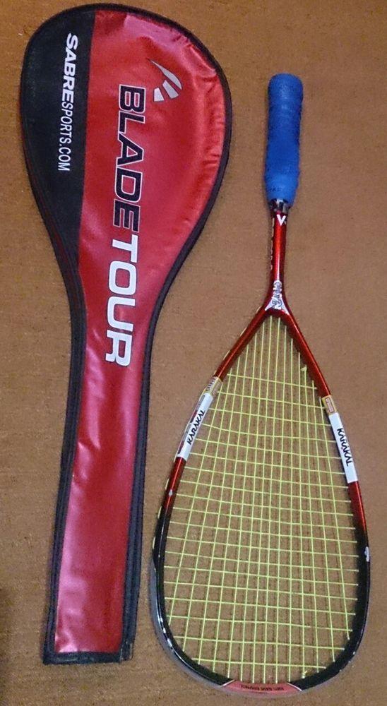Karakal S-Pro Elite Squash Racquet Raquette