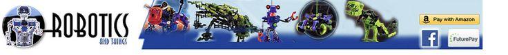 Robotics and Things – Robotix Kits, Parts, and Camps/Workshops