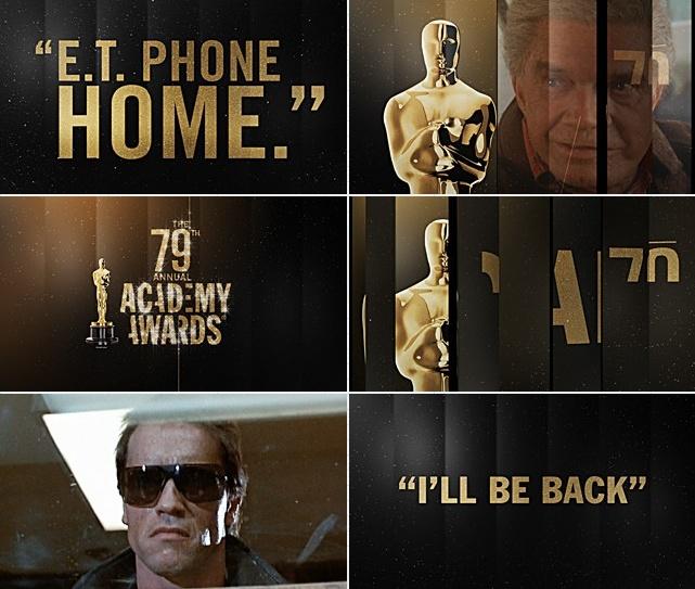 2006 Academy Awards © Prologue / AMPAS