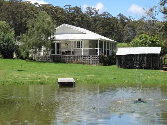 The School Masters Cottage. beautiful place. Denmark in Western Australia. book through stayz.com.au .