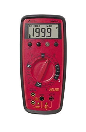 Amprobe 30xr A Prof Dmm With Non Contact Volt Tester Review Voltage Testers Pinterest Digital Best Rated And Tools