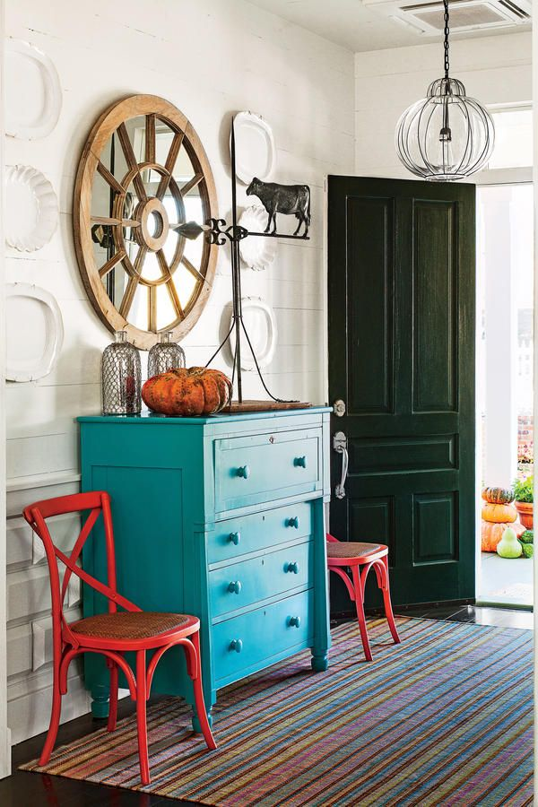 17 best ideas about foyer decorating on pinterest hall for P allen smith living room
