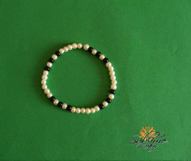 Sublime Metier: Bratara Baby Pearl