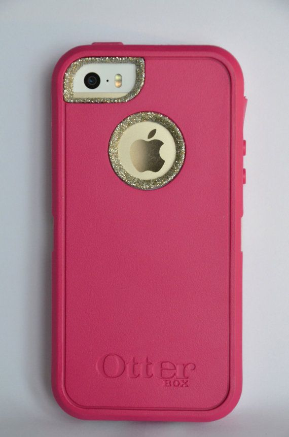OtterBox Defender Series Case iPhone 5 Glitter by NaughtyWoman