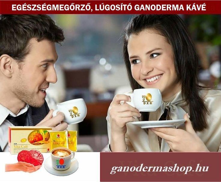 Egészséges http://ganodermashop.hu/termekek#katnev_2kávé ganoderma gyógygomba kivonattal: