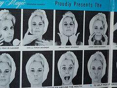 Ejercicios para rebajar los cachetes y la papada :: Gimnasia facial para reducir cachetes