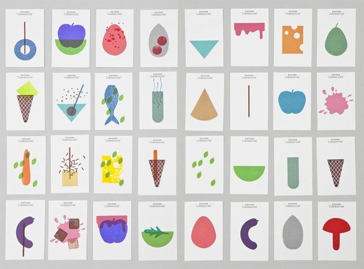 Keukenconfessies (Kitchen Confessions) is an Eindhoven-based food design company with an incredibly creative brand identity. Created by Raw Color.
