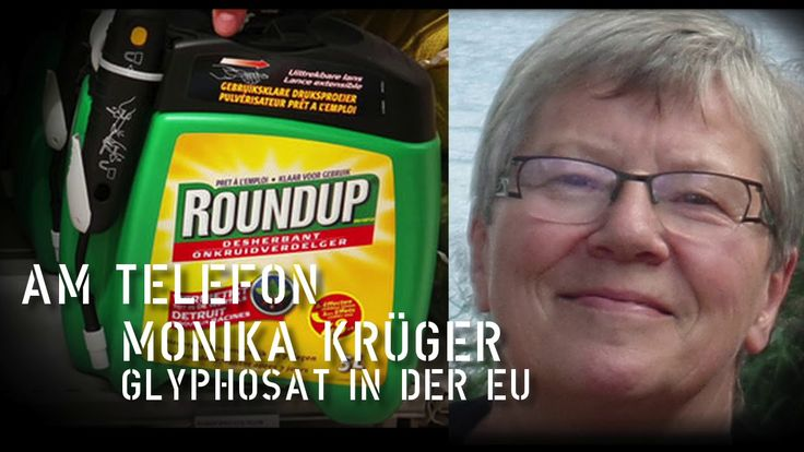 KenFM am Telefon: Monika Krüger zu Glyphosat in der EU