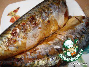 Копченая рыба и копченая куриная грудка - кулинарный рецепт