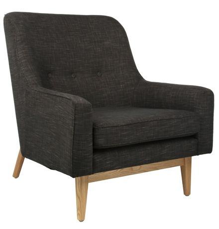 Abraham Lounge Chair matt blatt $895