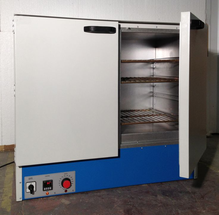 Soil Drying Laboratory Oven.