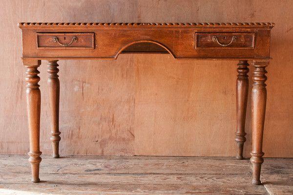 Classic Antique Writing Desk - Desks - Shop Nectar - 1