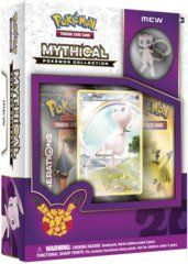 Pokemon Mythical Collection Mew Box