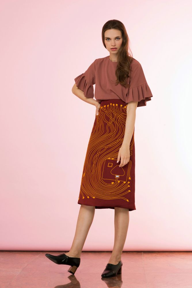 Reemami Fall 2016 RTW Collection