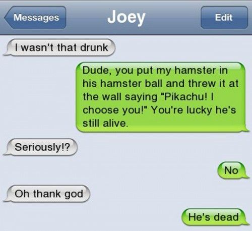 Best drunk text messages (5)