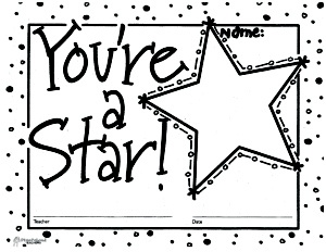 Youre a Star certificate 2   Blank certificate, Printable ...