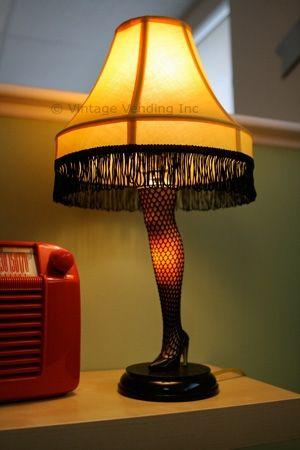 leg lamp - Google Search