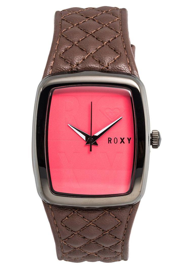 Reloj Roxy THE LAYER brown/pink - #YoElijoElPrecio.com